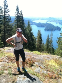 Nothing captures the glamour of trail running like snot falling out of your nose unnoticed.